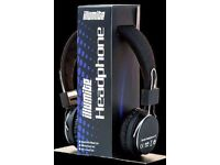 Illumite headphones brand new