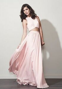 Women's Two-Piece Gown