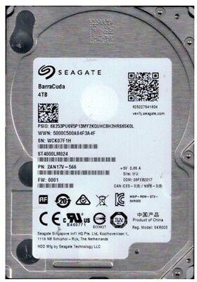 "*NEW* Seagate BarraCuda ST4000LM024 Laptop HDD 4TB SATA 2.5"" Internal Hard Drive"
