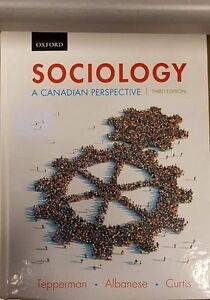 Sociology: A Canadian perspective 3rd perspective