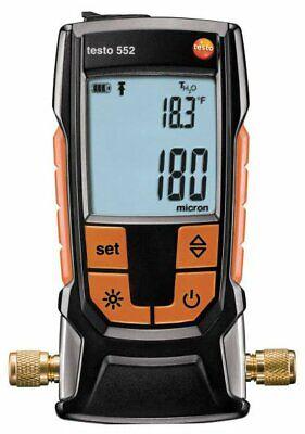 Testo 552 - Digital Vacuum Micron Gauge With Bluetooth Part Number 0560 5522