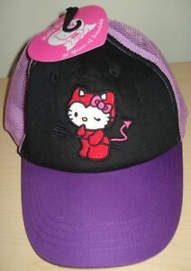 Hello Kitty Hat & Wristband