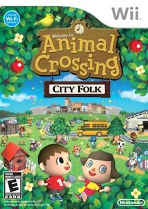 Looking for Animal Crossing: City folk for wii