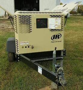 Like New Air Compressor & Sandblasting Equipment for Sale