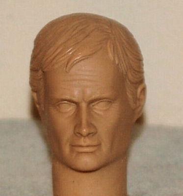 1 6 Scale Custom Man From Uncle David Mccallum Illya Kuryakin Action Figure Head