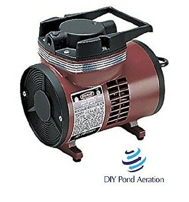 New Thomas 900-72 Compressor Air Brush Spray Paint Inflation Pump 115hp Oilfree