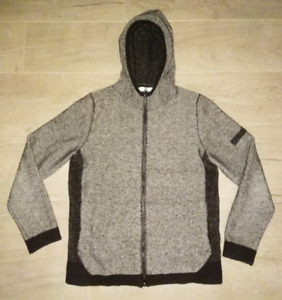 like new Stone Island hooded sweater Made In Italy LARGE  $225