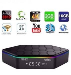 T95Z Plus 2G/16G Android Smart TV Box Octa-Core Media Player Doveton Casey Area Preview