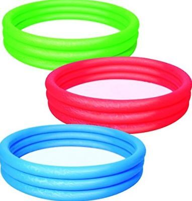 BESTWAY Kinder - Planschbecken Kinder - Pool Ø152 cm drei Farben zur Auswahl neu