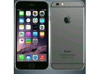 IPhone 6 Grey/Silver 16GB, Unlocked For Use On All Networks, Practically New, Excellent Condition