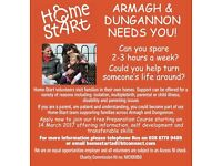 Home-Start Armagh & Dungannon Needs You!!