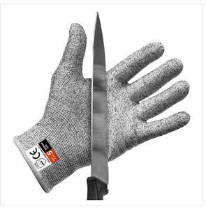 Cut Resistant Gloves Food Grade Level 5 Protection Safety K…1722