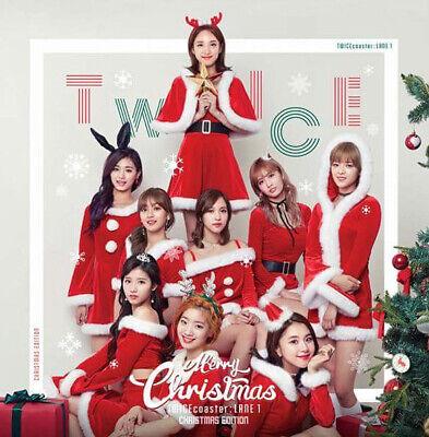 Twice 3rd Mini Album Christmas Edition Twicecoaster Lane Limited Edition