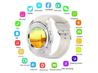 Android Touch Screen Smart Phone Watch With Camera