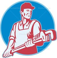 AFFORDABLE PLUMBER AVAILABLE RIGHT NOW!!