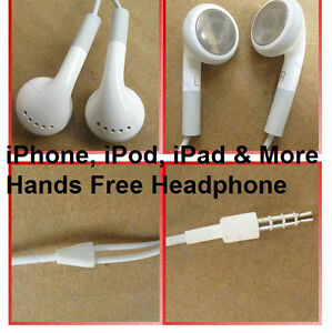 IN-EAR 3.5MM ADJUSTABLE VOLUME EARBUD HEADPHONE 4 MP3 IPOD IPAD Regina Regina Area image 2