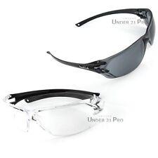 Lunettes de protection Bollé PRISM blanc/noir tir sport compétition chasse moto