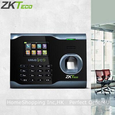 Zkteco Fingerprint Time Attendance Wifi Fingerprint Time Clock Tcpipusb U160