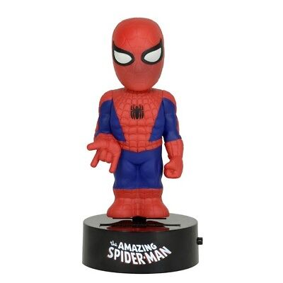 Marvel Body Solar Knockers Spider-Man figure Neca 61394