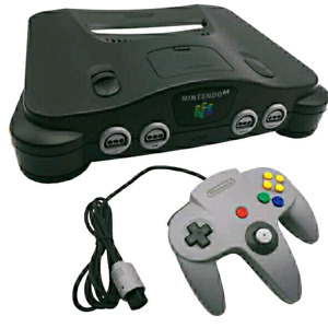 I want an n64 nintendo 64 with some games