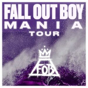 Fall Out Boy ACC Oct 25th