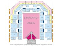 3 x Justin Bieber tickets Sheffield arena on the 26th October