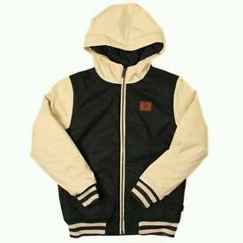 """VANS Boys Rutherford Mountain Jacket In Eclpse Size """" S """""""