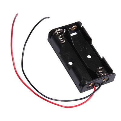 Batteriehalter für 2x AAA Batterien Gehäuse mit Kabel Batteriefach Mignon