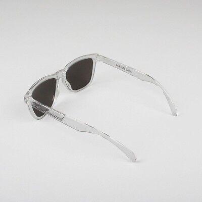 KNOCKAROUND Sunglasses Classics Premiums Clear Smoke lens Sun Glasses NEW