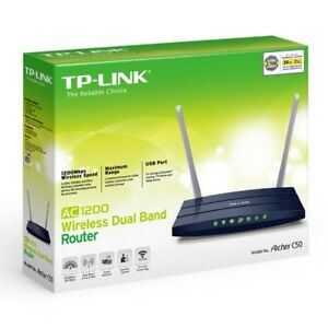 TP-Link Wireless Dual Band Router
