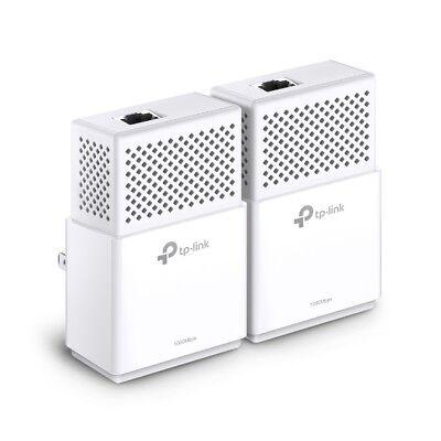TP-Link AV1000Mbps Gigabit Ethernet Powerline Adapter TL-PA7010 KIT (NEW) Powerline Av Ethernet Adaptor