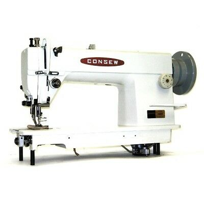 Consew 205rb-1 Industrial Walking Foot Sewing Machine - Head Only