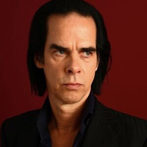 Nick Cave & The Bad Seeds (ACC Oct 28) Hardcopy Pair Under Face