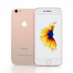 Brand New Rose Gold Iphone 7 256 GB - Receipt + Extras