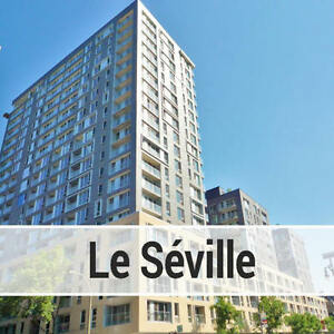Downtown-west-855-1414 Rue Chomedey,  Available July 1, 2017