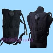 Hydration Backpack Black