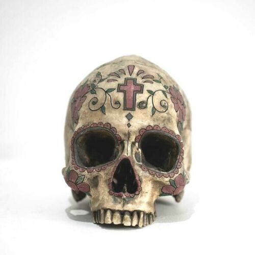 Jack of the Dust - DAY OF THE DEAD Skull Sculpture Día de los Muertos Sold Out!