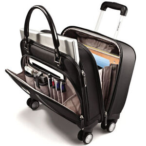 Brand New Samsonite Business Women's Spinner Mobile Office $60