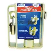 Universal Trailer Coupling Lock Arundel Gold Coast City Preview