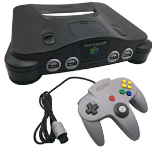 I want an n64 with games