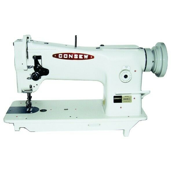 New Consew 206RB-5 Upholstery Sewing Machine with KD stand