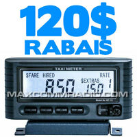 ★ 120$ EPARGNE Taximètre pour taxi plus petit qu'un iPhone!★
