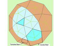 NEW All-Season Dome for Tortoises