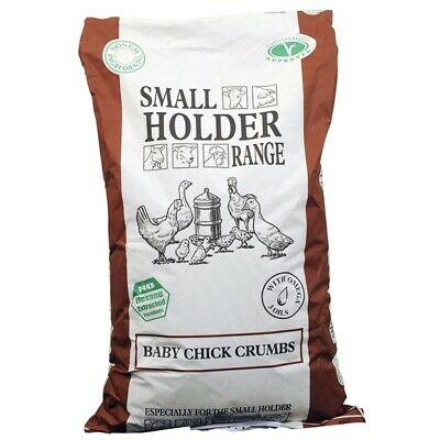 5KG - Allen & Page Baby Chick Crumbs - Chick Poultry Starter Feed Mix - AP096