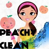 PEACHY CLEAN Independent Cleaning Lady at Your Service