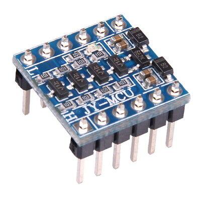 5x JY-MCU 5V 3V IIC UART SPI Level 4-Way Converter Module Adapter