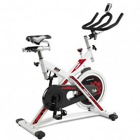 BH Fitness sb 2.6i Spin bike 22kg fly wheel