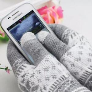 Unisex Touch Screen Gloves for Smartphones, Tablets, ATM and Smartwatches