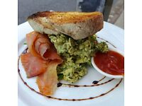Chef (Full-time & Part-time roles) for Australian Brunch Focused Cafe (£22 - £26k)