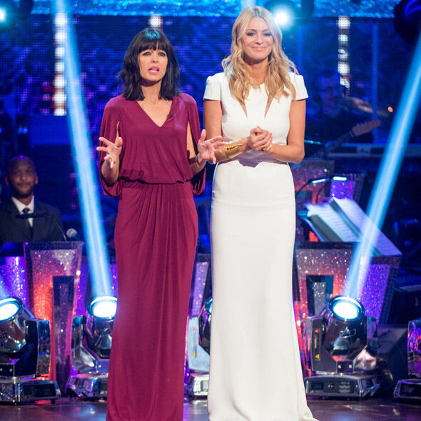 Goddesses in frocks! Image: BBC
